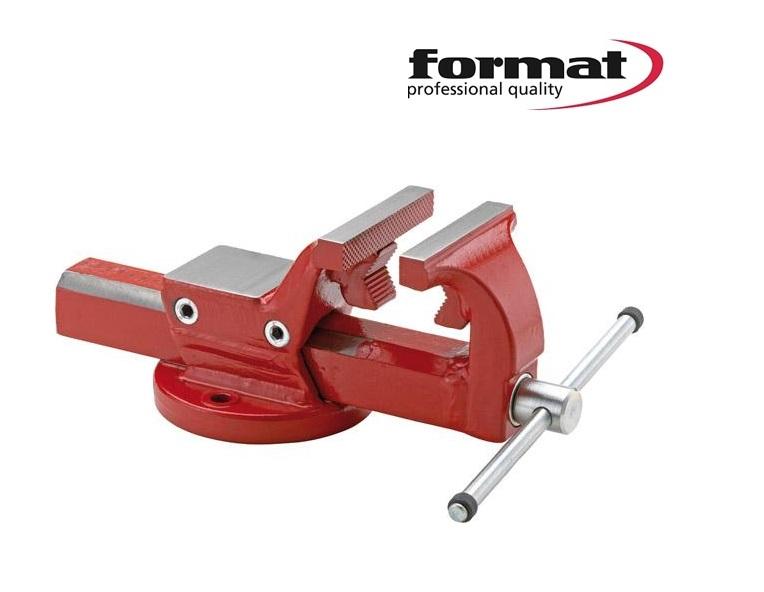 FORMAT Bankschroef buis-spanbek ingelast | DKMTools - DKM Tools