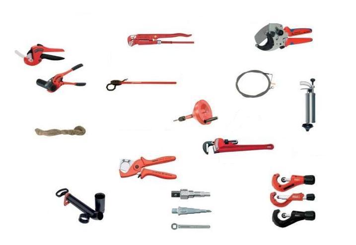 Sanitair gereedschap | DKMTools - DKM Tools