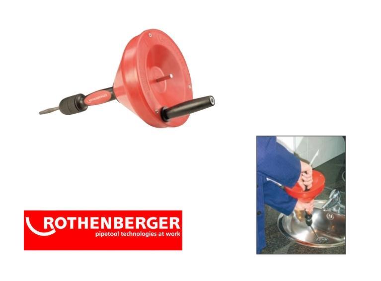 Rothenberger afvoerontstopper rospi | DKMTools - DKM Tools
