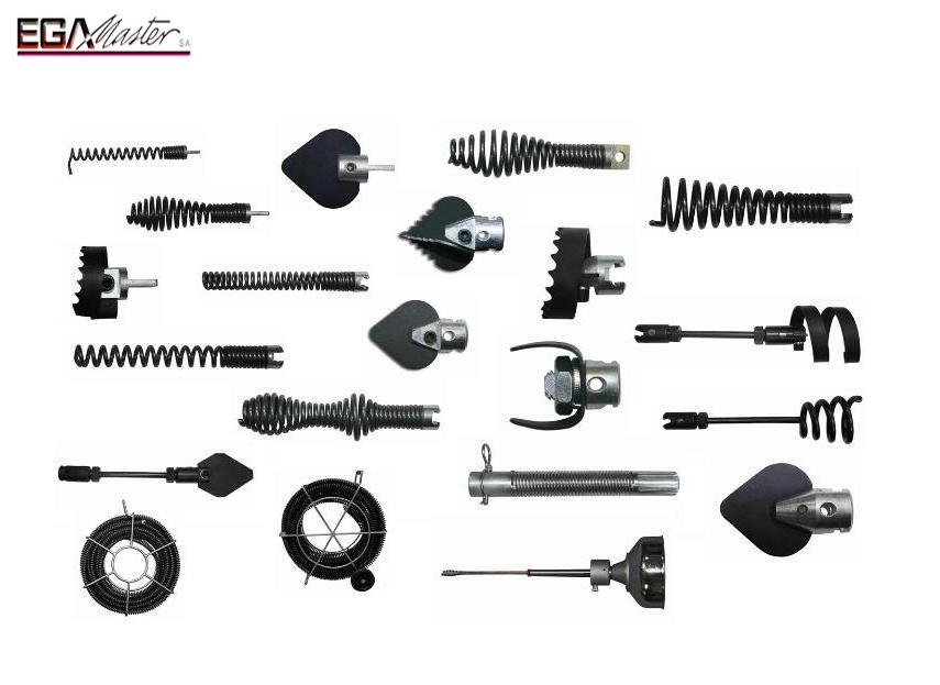 Accessoires Ontstoppingsmachines   DKMTools - DKM Tools
