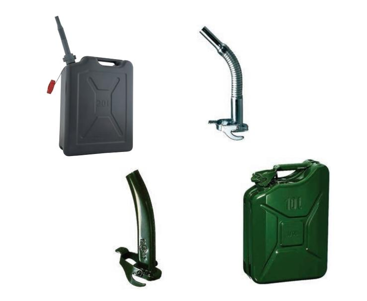Jerrycans | DKMTools - DKM Tools