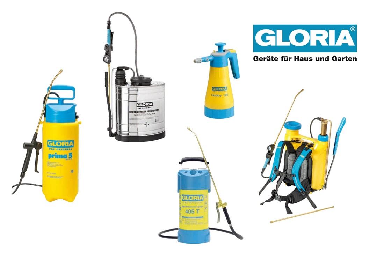Gloria drukspuiten | DKMTools - DKM Tools