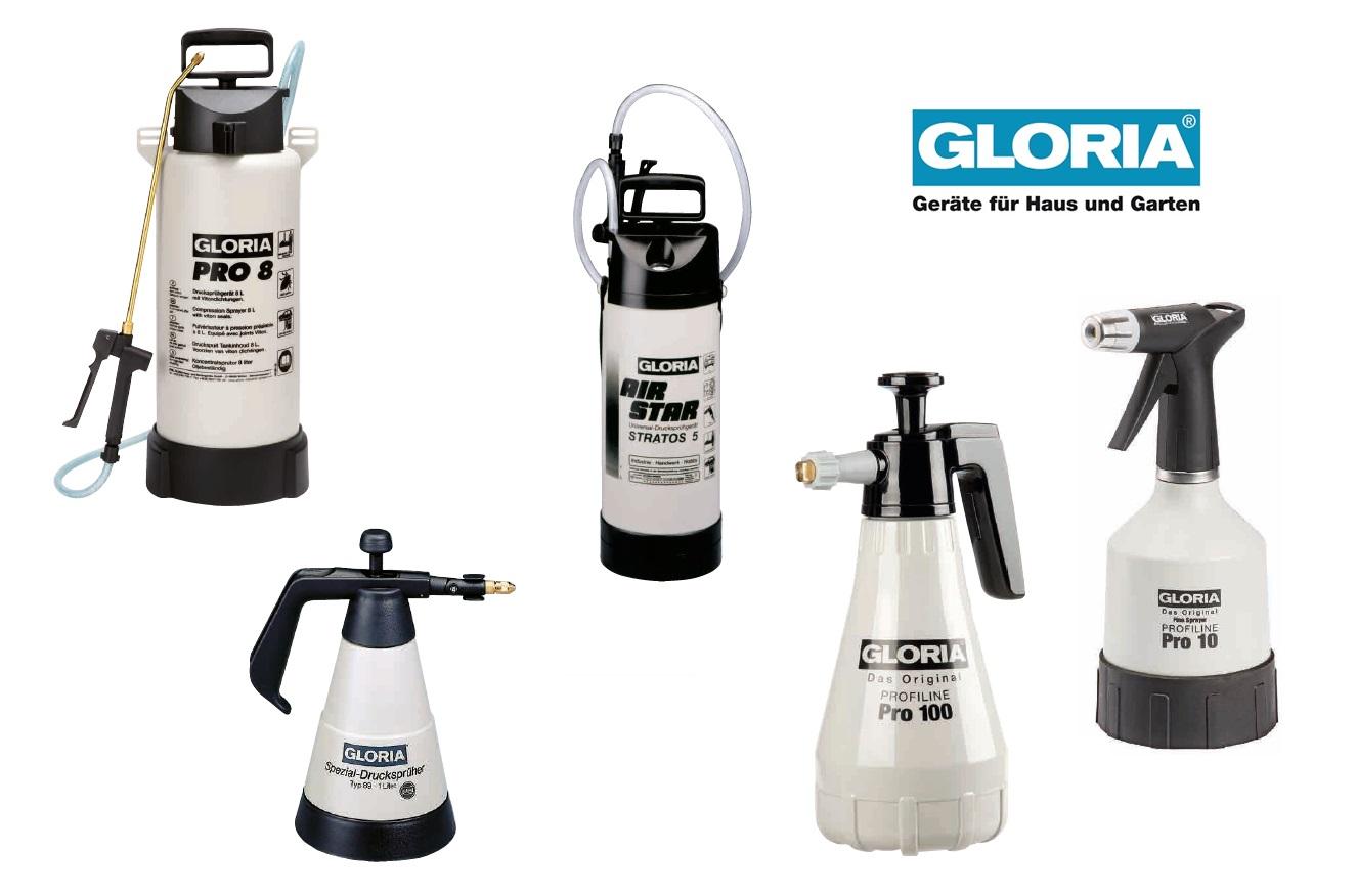 Gloria Kunststof Drukspuiten oliebestendig | DKMTools - DKM Tools