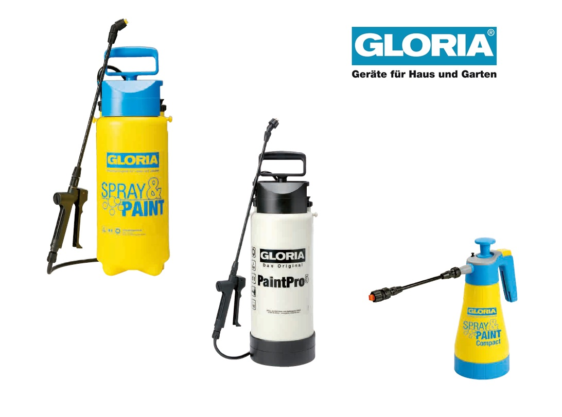 Gloria Spray and Paint | DKMTools - DKM Tools