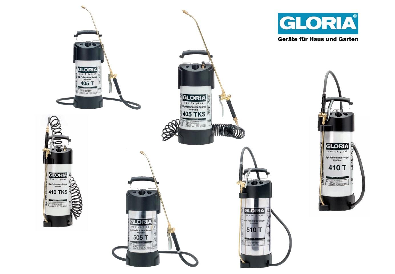 Gloria Kunststof Drukspuiten Profiline | DKMTools - DKM Tools