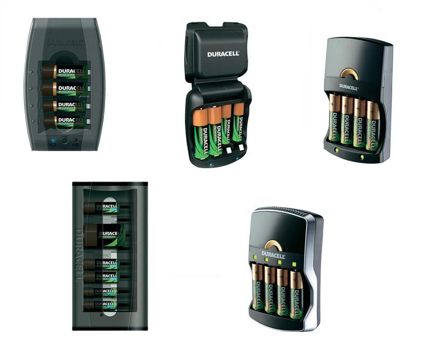 Duracell Batterijladers | DKMTools - DKM Tools