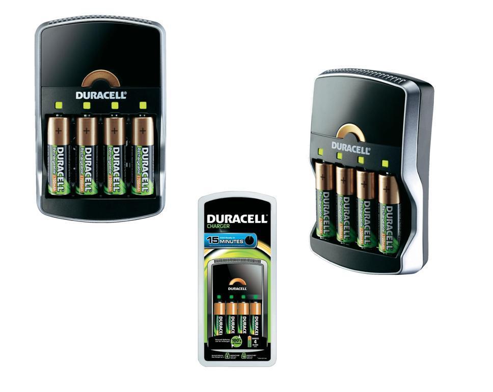 Duracell Batterijlader CEF15   DKMTools - DKM Tools