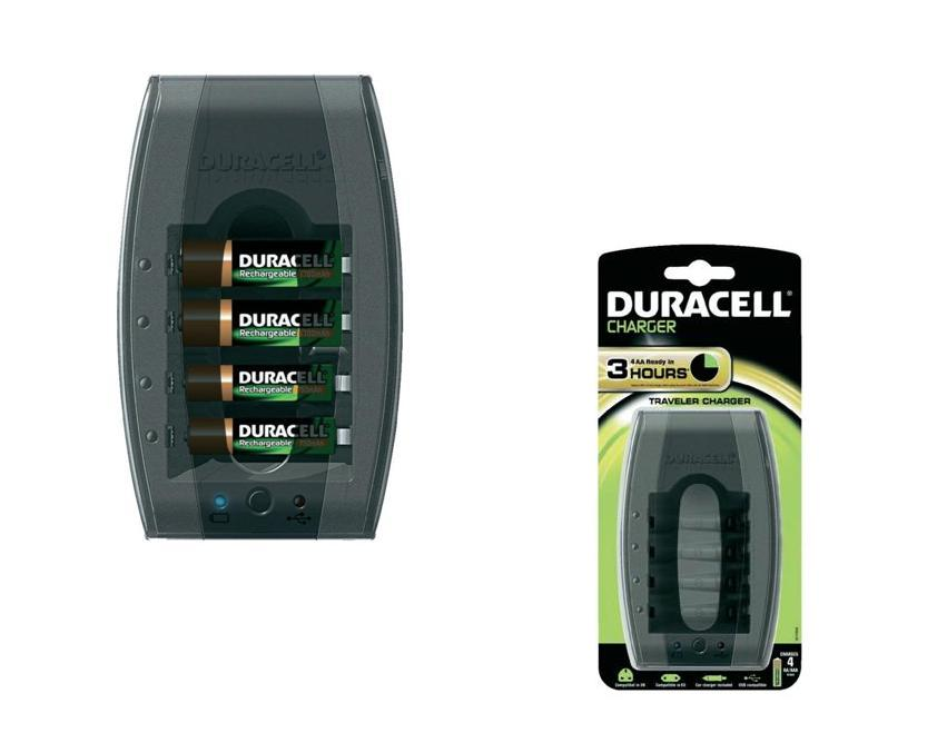 Duracell Batterijlader CEF23   DKMTools - DKM Tools