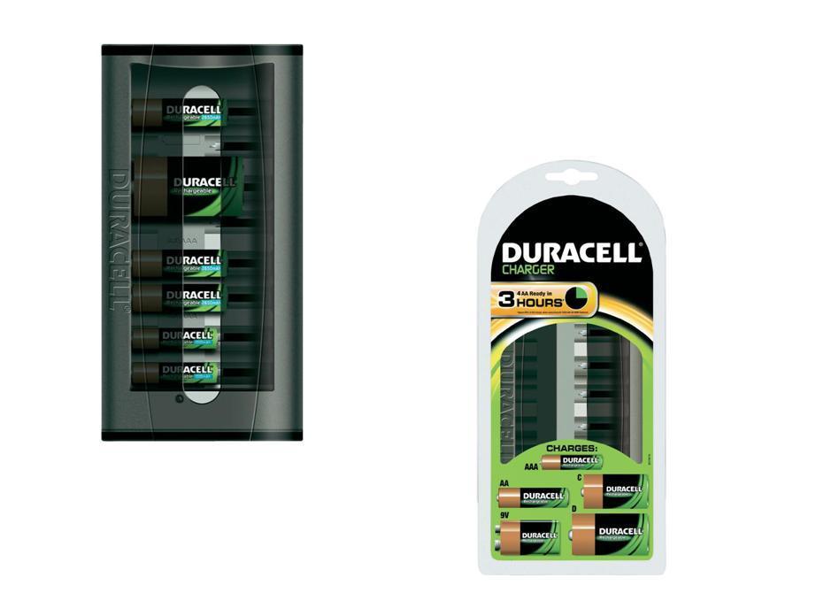 Duracell Batterijlader CEF22 | DKMTools - DKM Tools