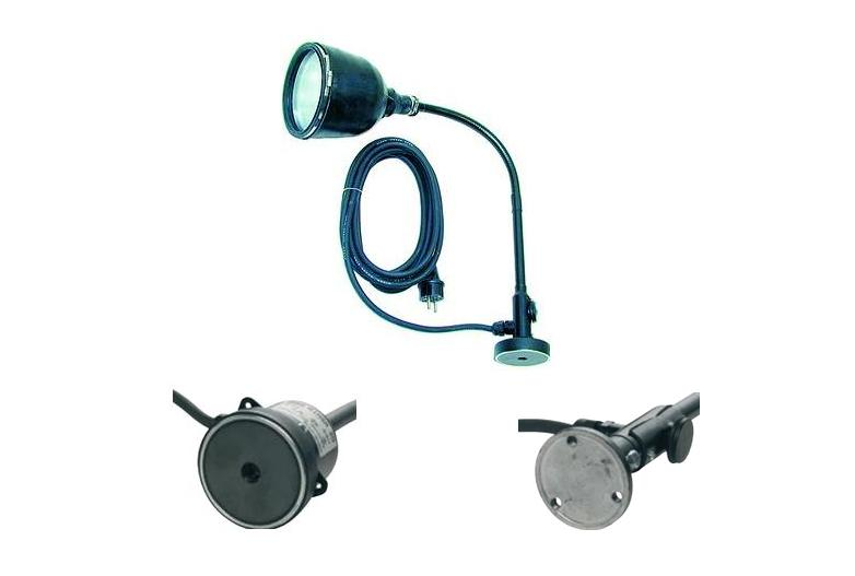 Machine werklamp 230 V en 24 V | DKMTools - DKM Tools