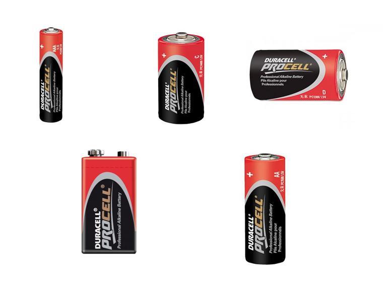 Duracel Procell Batterijen | DKMTools - DKM Tools