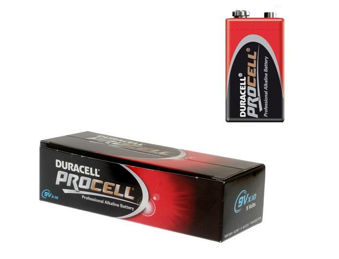 Duracell PC1604 Procell 9 V | DKMTools - DKM Tools