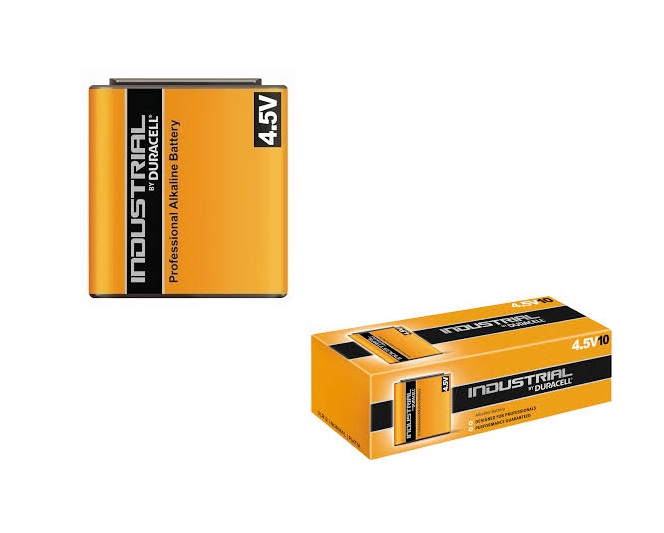 Duracell ID1203 Industrial 4 5V | DKMTools - DKM Tools