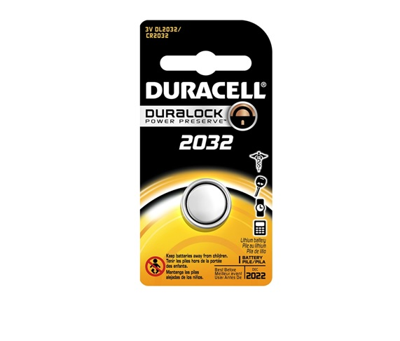 Duracell DL2032 | DKMTools - DKM Tools