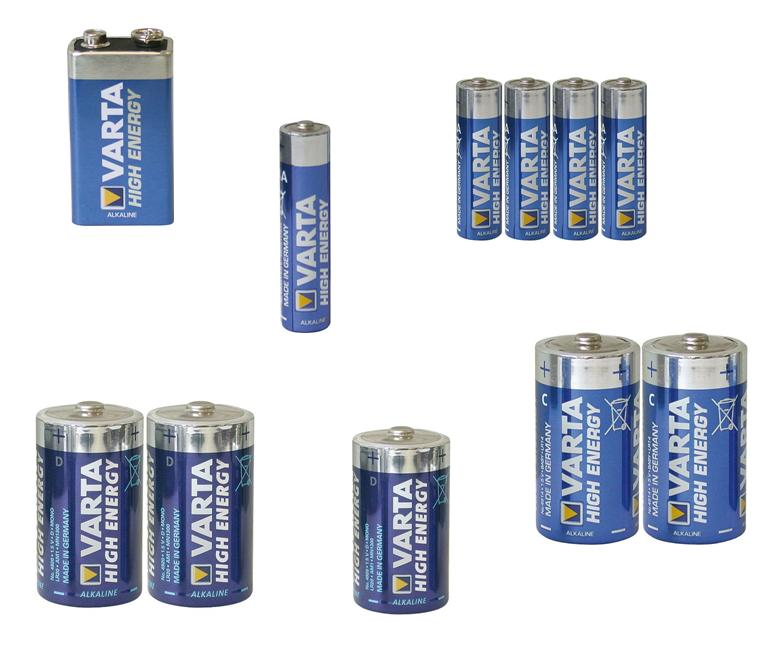 VARTA Batterijen | DKMTools - DKM Tools
