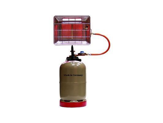 Straalkachel INFRASTAR 2 zuurstoftekort veiligheid | DKMTools - DKM Tools