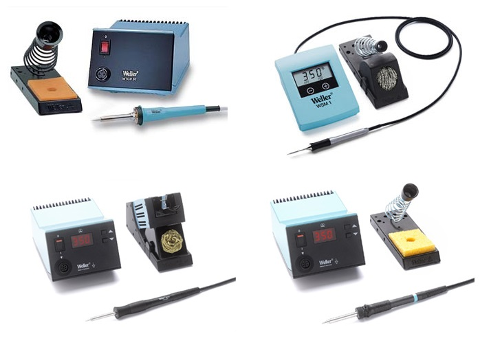Weller soldeerstations compleet | DKMTools - DKM Tools