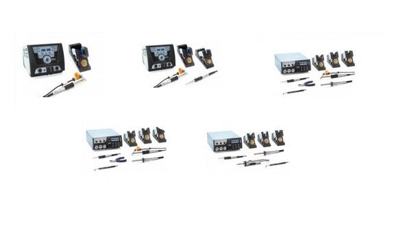 Weller complete desoldeerstations WX serie | DKMTools - DKM Tools