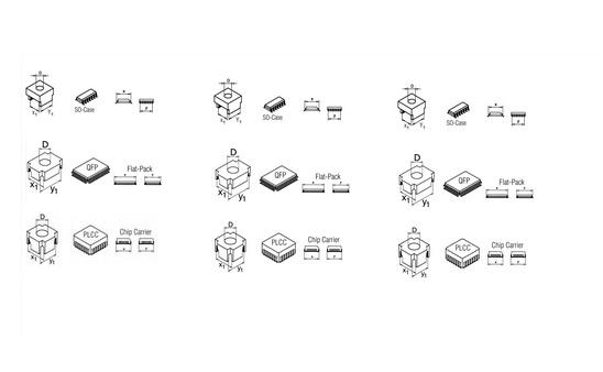 Weller desoldeernozzles CSF serie | DKMTools - DKM Tools