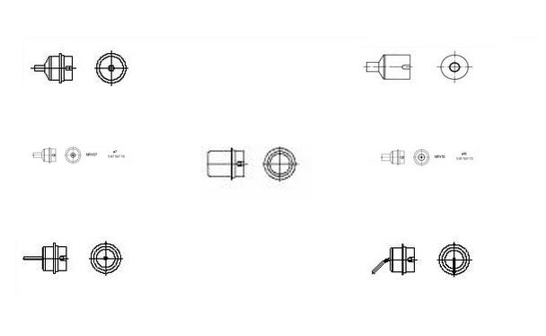 Weller hetelucht nozzles NR serie | DKMTools - DKM Tools