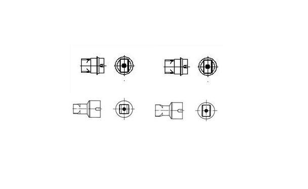 Weller hetelucht nozzles ND serie | DKMTools - DKM Tools