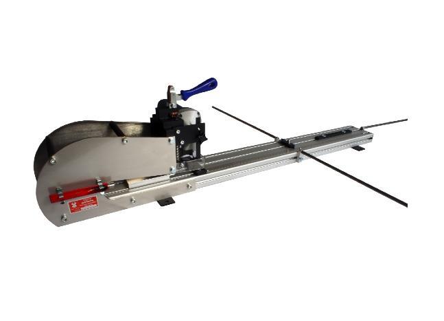 Vlakke pakking snijmachine P FD 250   DKMTools - DKM Tools