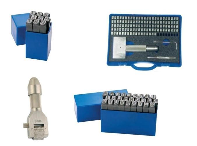 Slagcijfers en letters | DKMTools - DKM Tools