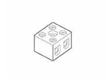 Porseleinen Kroonblokjes | DKMTools - DKM Tools