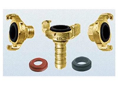 Klauwkoppelingen Lucht en geka Ludecke | DKMTools - DKM Tools
