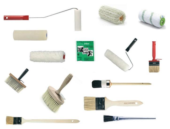 Verfbenodigdheden | DKMTools - DKM Tools