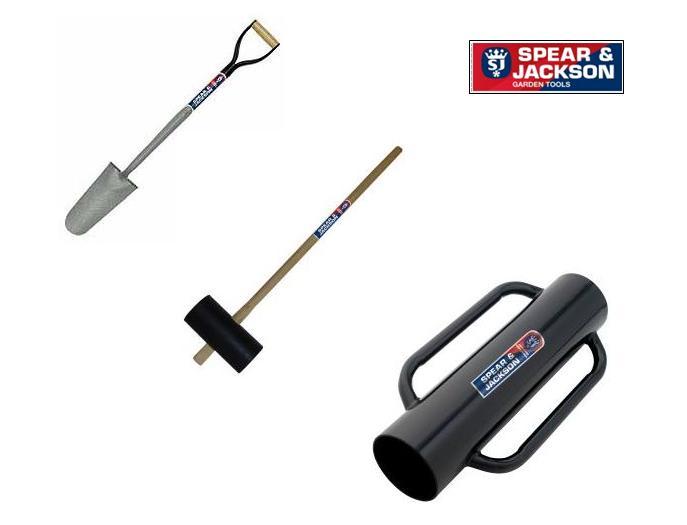 Gereedschap voor omheiningsgaten Spear and Jackson   DKMTools - DKM Tools