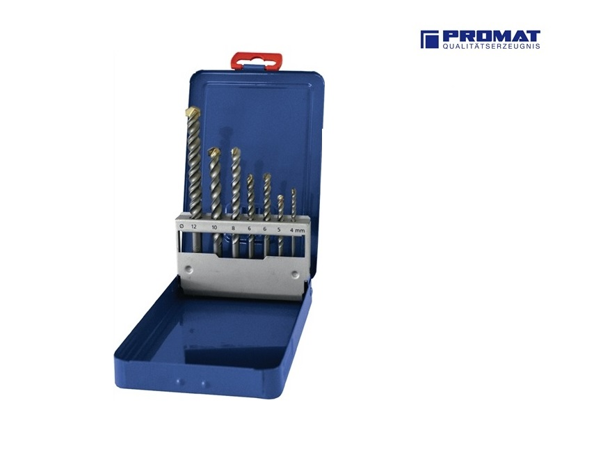 Steenboor Set Promat | DKMTools - DKM Tools