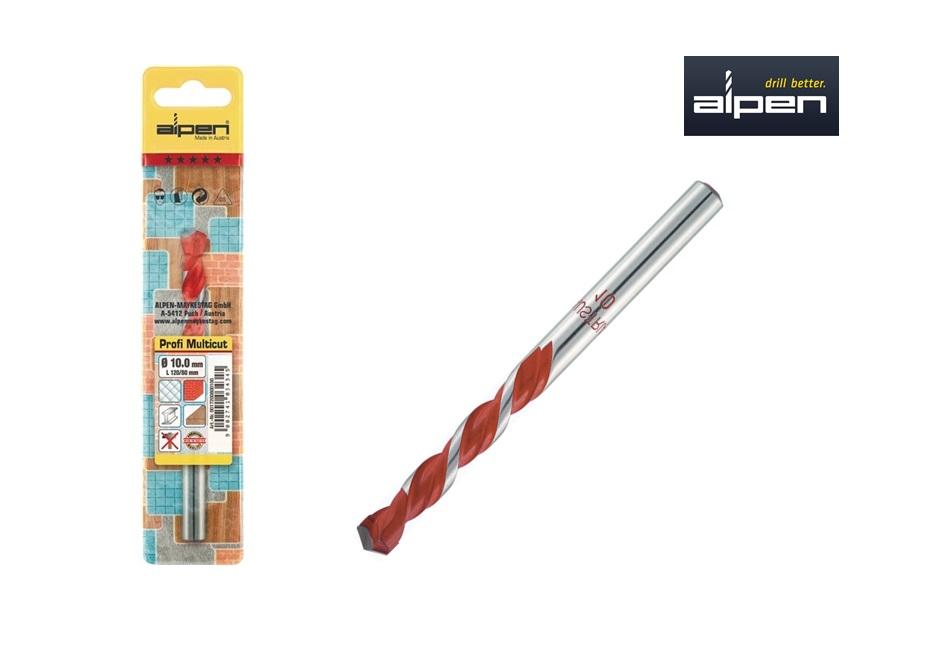 Multifunctionele boor kort Alpen | DKMTools - DKM Tools