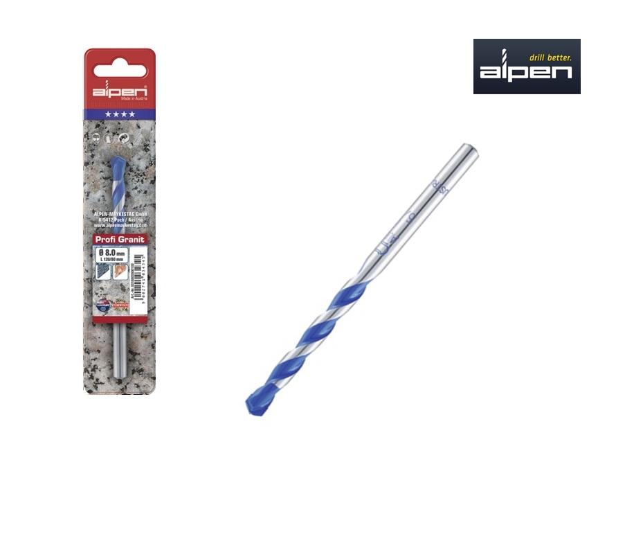 Graniet boor Alpen | DKMTools - DKM Tools