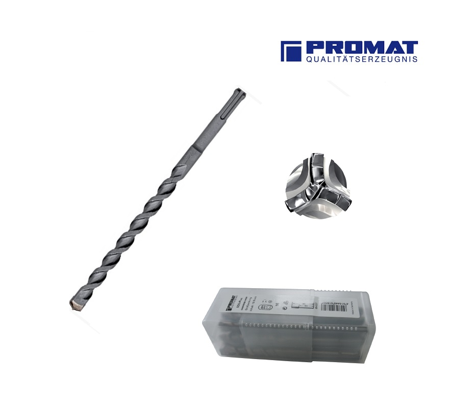 Betonboor Multicutter Grootverpakking Promat | DKMTools - DKM Tools