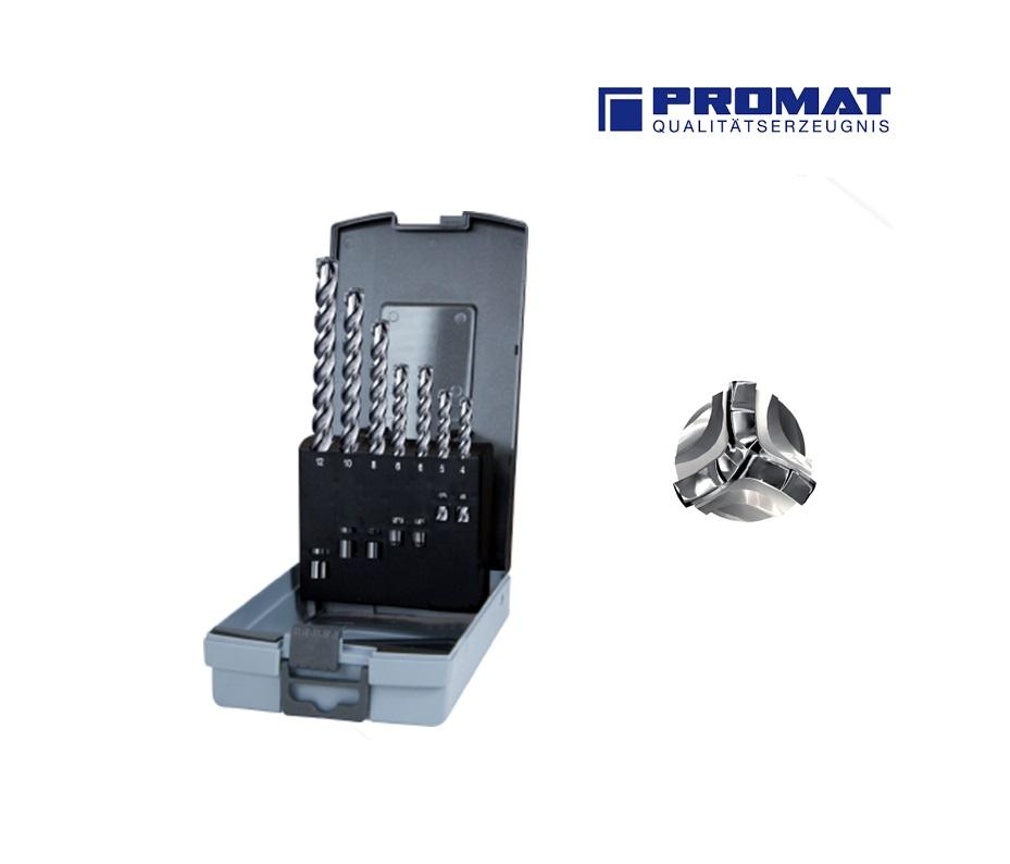 Betonboor Multicutter Set Promat | DKMTools - DKM Tools