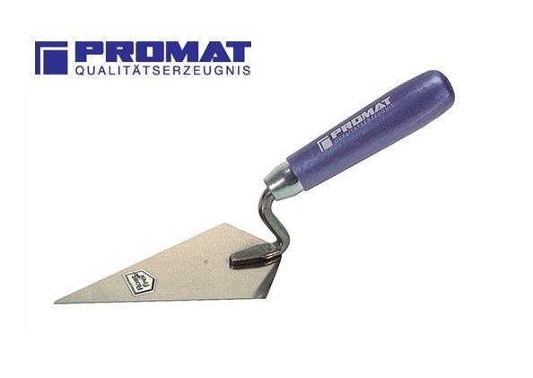 Hamburger pleistertroffel RVS Promat | DKMTools - DKM Tools