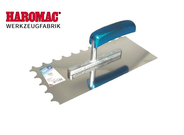 Pleisterspaan halve maanvorm.Haromac | DKMTools - DKM Tools
