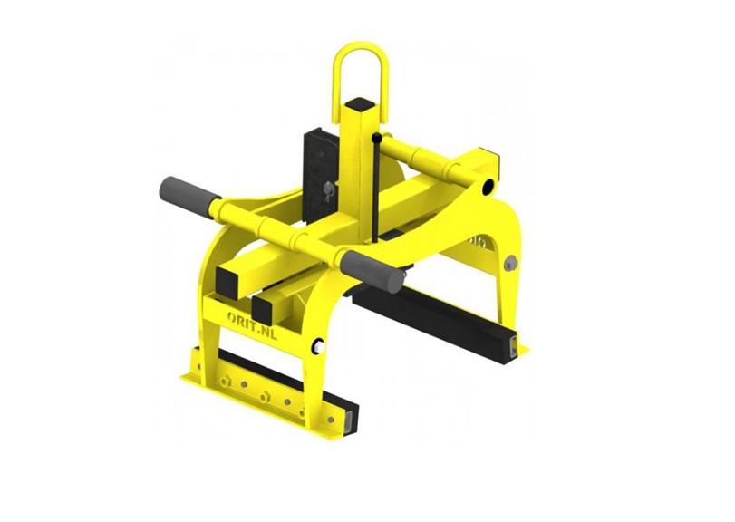 Hijsklem wissel H 600 600 | DKMTools - DKM Tools