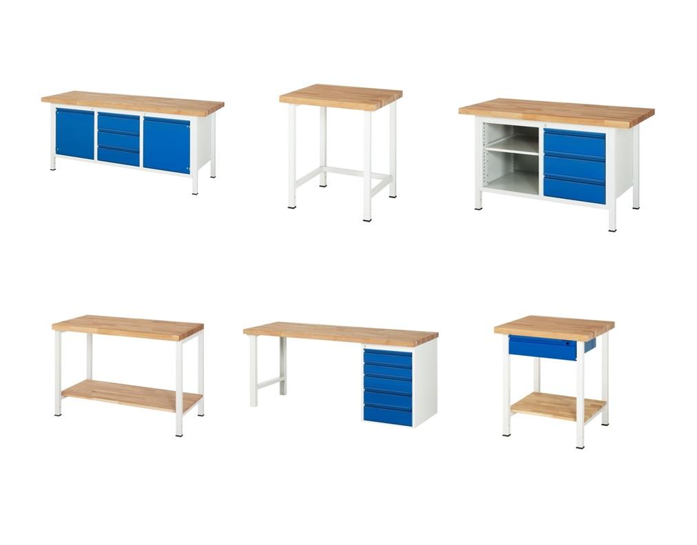 Werkbanken RAU Standard | DKMTools - DKM Tools
