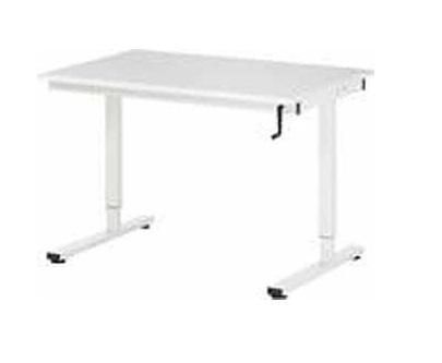 Werktafel Hoogte verstelbaar RHE A6 AT H Rau | DKMTools - DKM Tools
