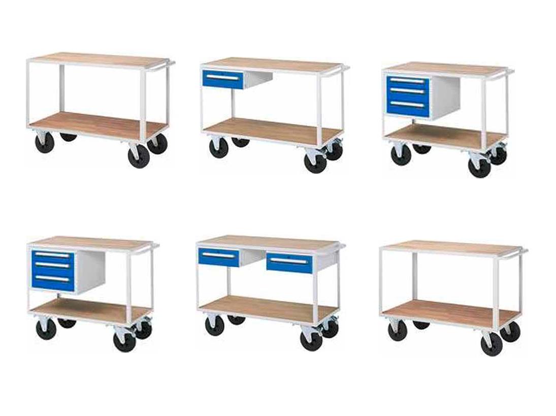 RAU Transportwagen BASIC E | DKMTools - DKM Tools