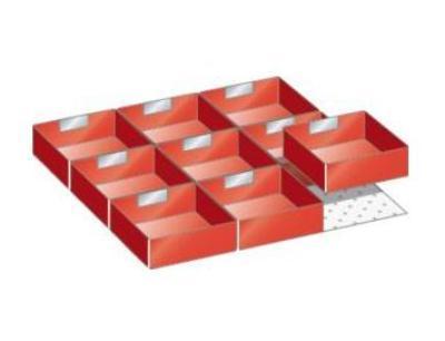 Lade indelingen 27x27E | DKMTools - DKM Tools