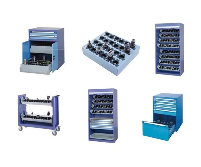 CNC Opslag kasten THURMETALL | DKMTools - DKM Tools