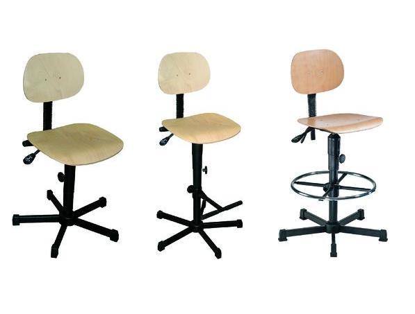 Werkstoelen rug en zit verstelling | DKMTools - DKM Tools