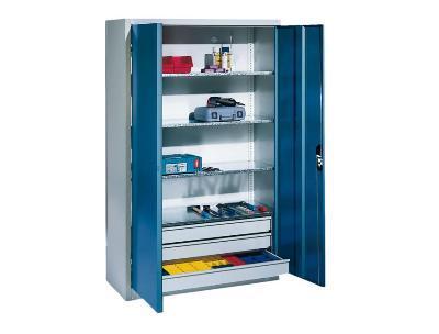 Grootmateriaal kast met lades CP | DKMTools - DKM Tools
