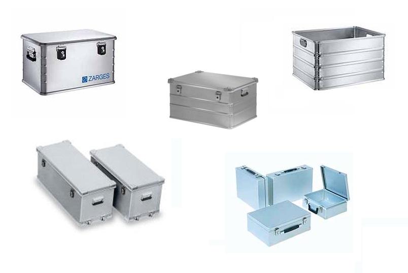 Aluminium Transportkisten | DKMTools - DKM Tools