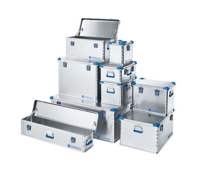 Zarges Eurobox Aluminium | DKMTools - DKM Tools