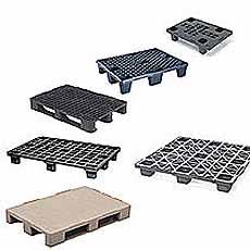Kunststof pallets | DKMTools - DKM Tools