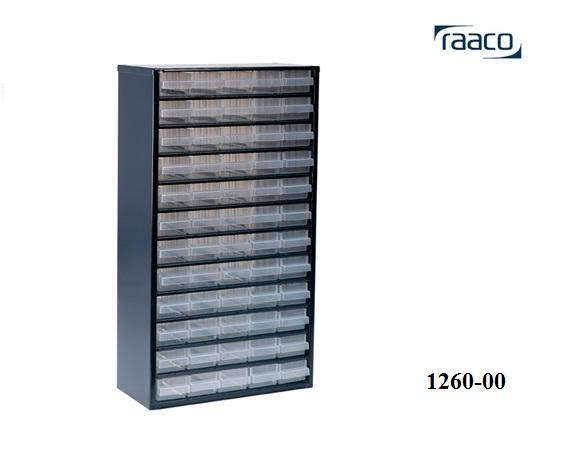 Raaco Raaco Kast met 60 laden 1260 00 | DKMTools - DKM Tools